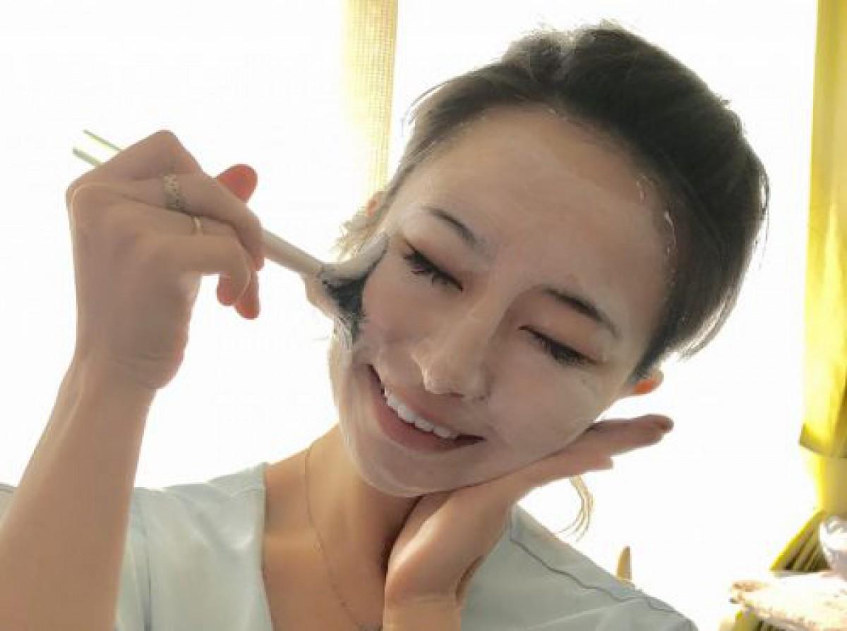 ★美容エディターゆりこの「アラサーの花道」vol.62  3日で肌が変わる『筆洗顔』のススメ