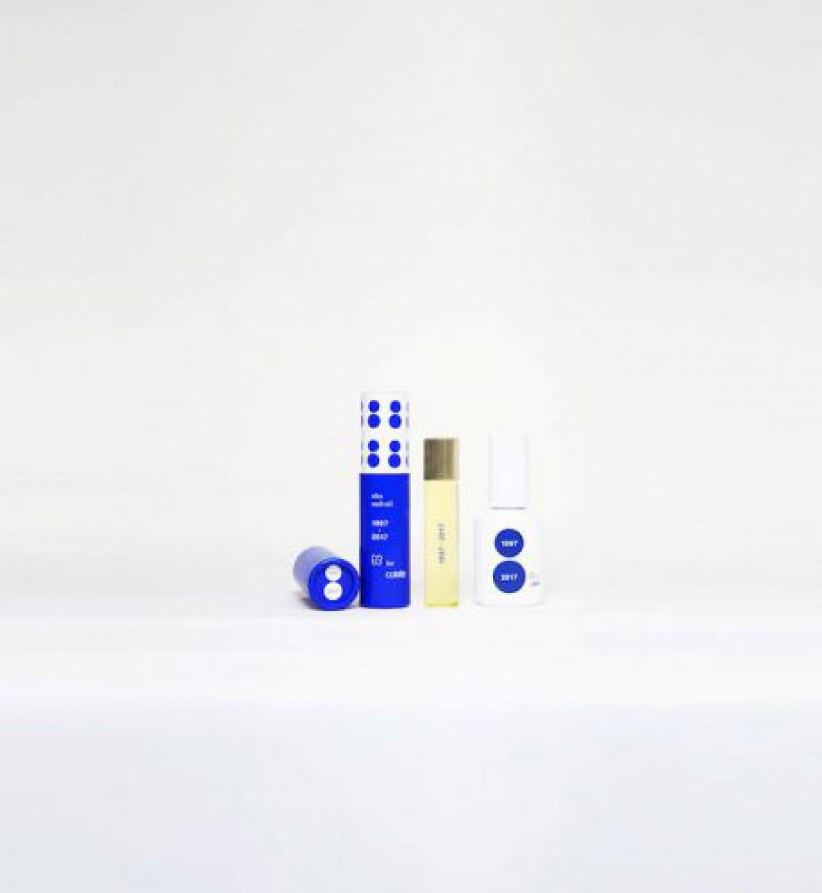象徴的なブルーのネイルオイルが復刻、コレットが「uka」と再びコラボ