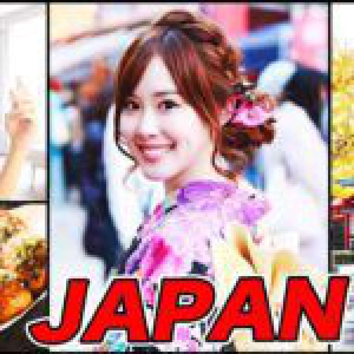 【初めての浅草】ベストコスメでメイク、ヘア、着物、食べ歩き in JAPAN【Get Ready With Me 2018 + Tokyo Travel Vlog】