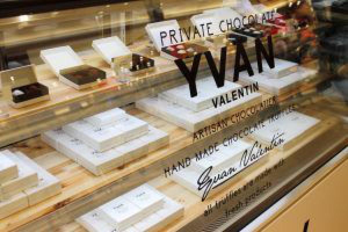 イヴァンバレンティン バレンタイン2018☆ハリウッドセレブや芸能人御用達の超・高級チョコレートが限定発売!幻のチョコレートの販売店舗や通販は?