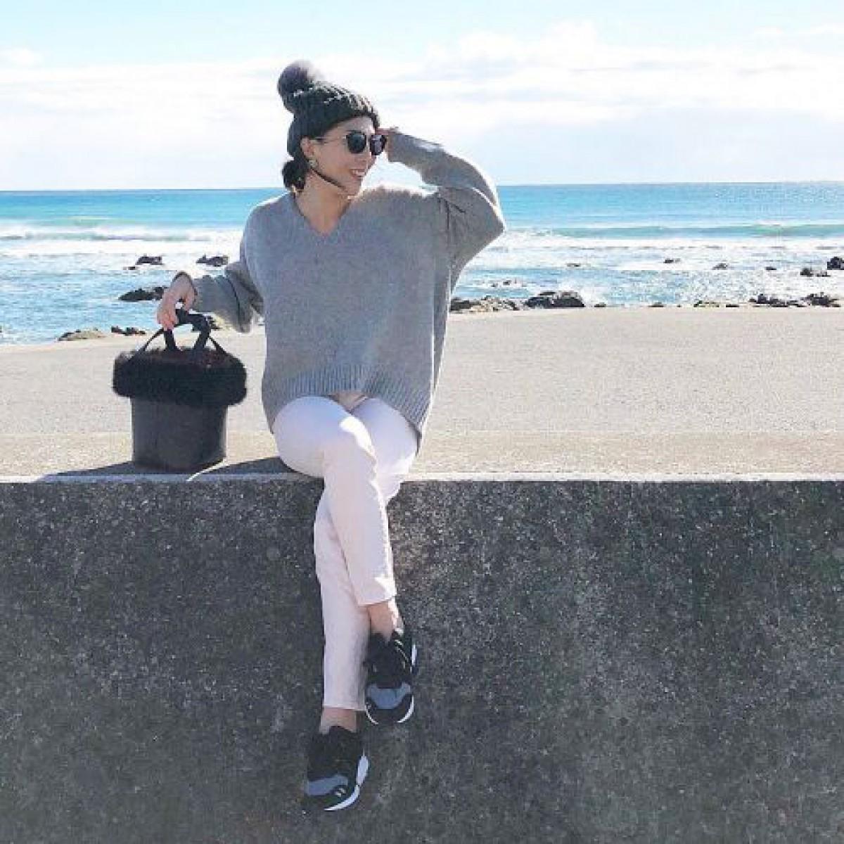 ユニクロのヒット作♡「ハイライズシガレットジーンズ」の新色&色別コーデ集