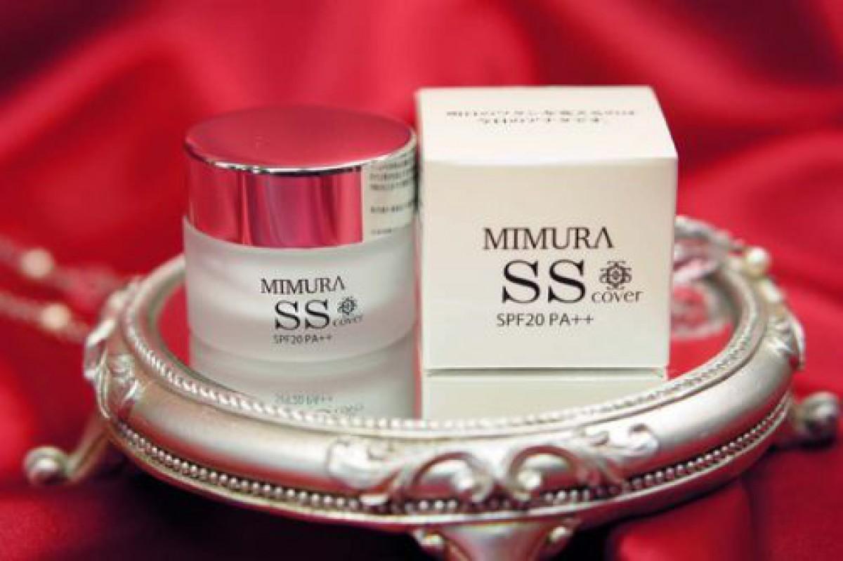 MIMURA SS COVER 【NAPO】【化粧下地】【ベースメイク】