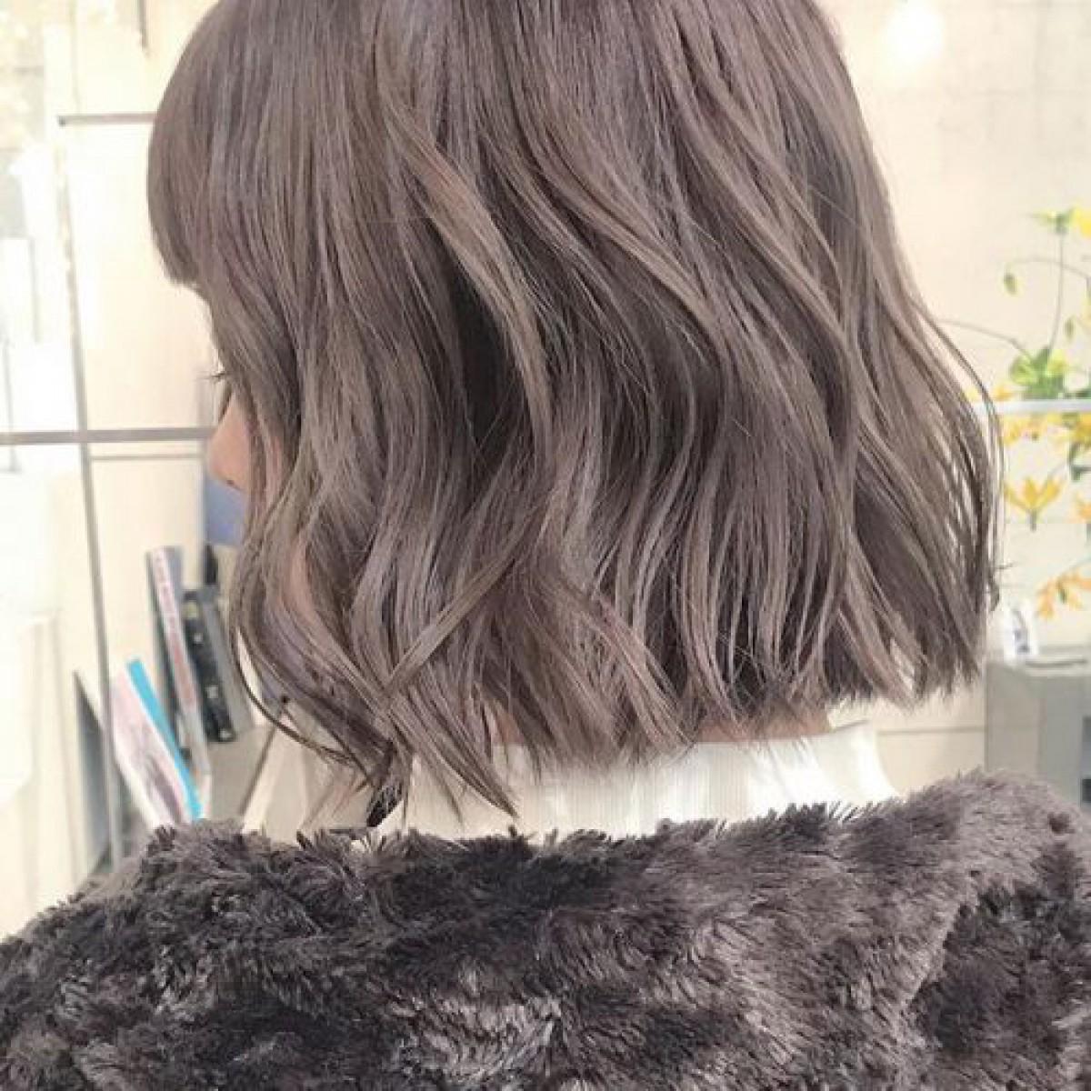 春色髪に忍ばせて。2018SSヘアカラーは✕グレージュで叶える薫る色気と透明感