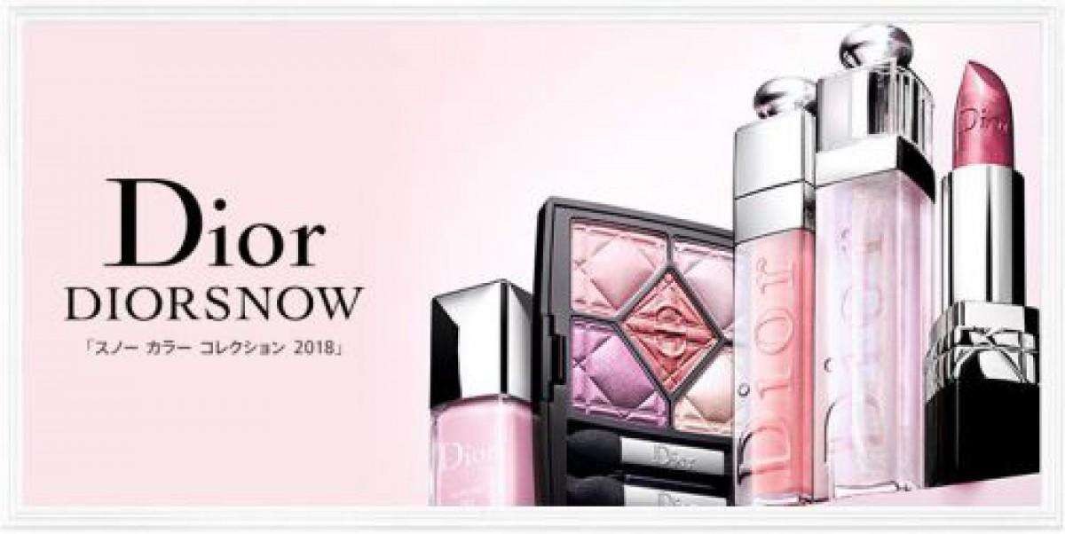 2月23日発売!Dior 春コレクション『ディオール スノー』【一部店舗にて本日から先行発売】★