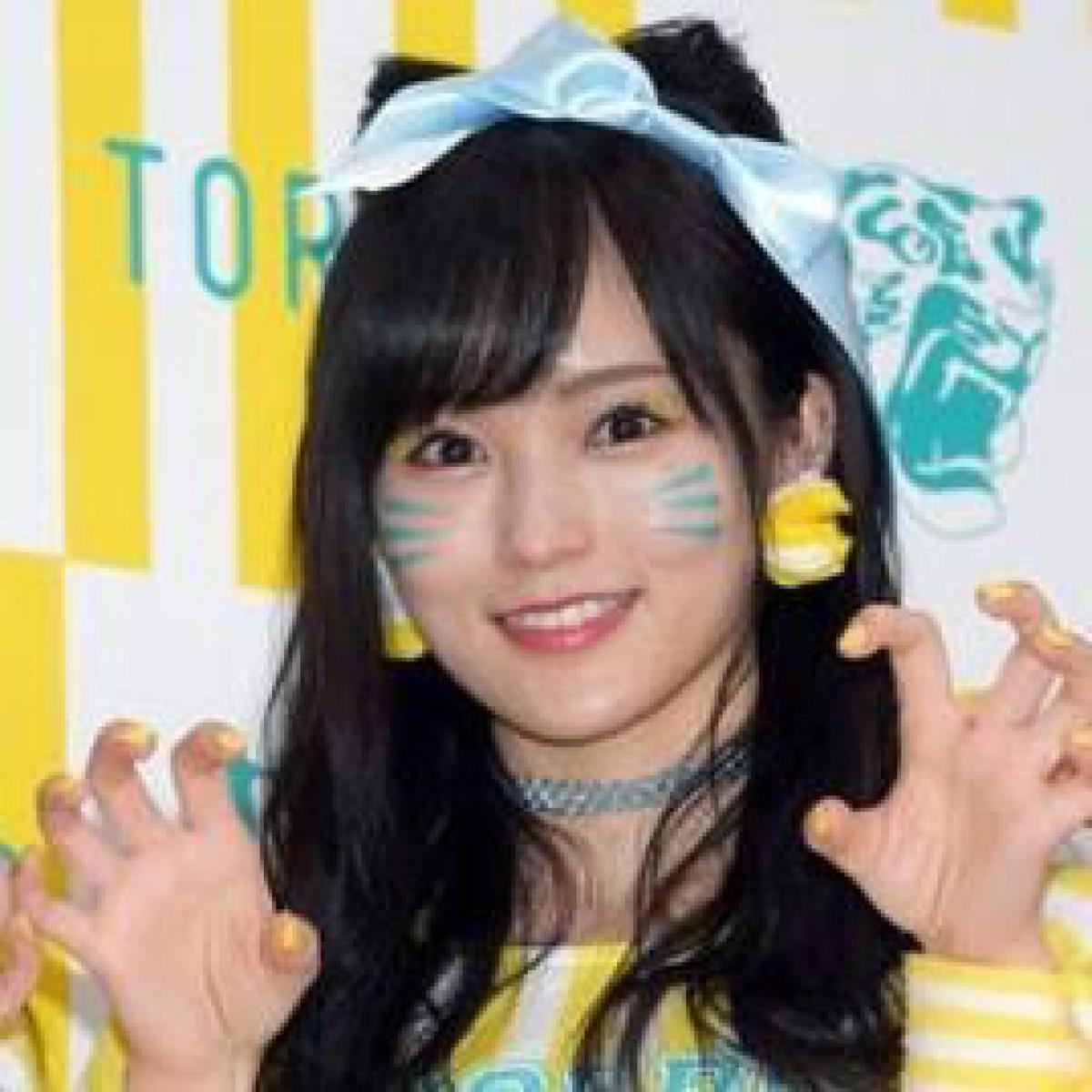 """山本彩は""""虎メイク""""披露...美女たちの「メイクショット」が素敵すぎる"""