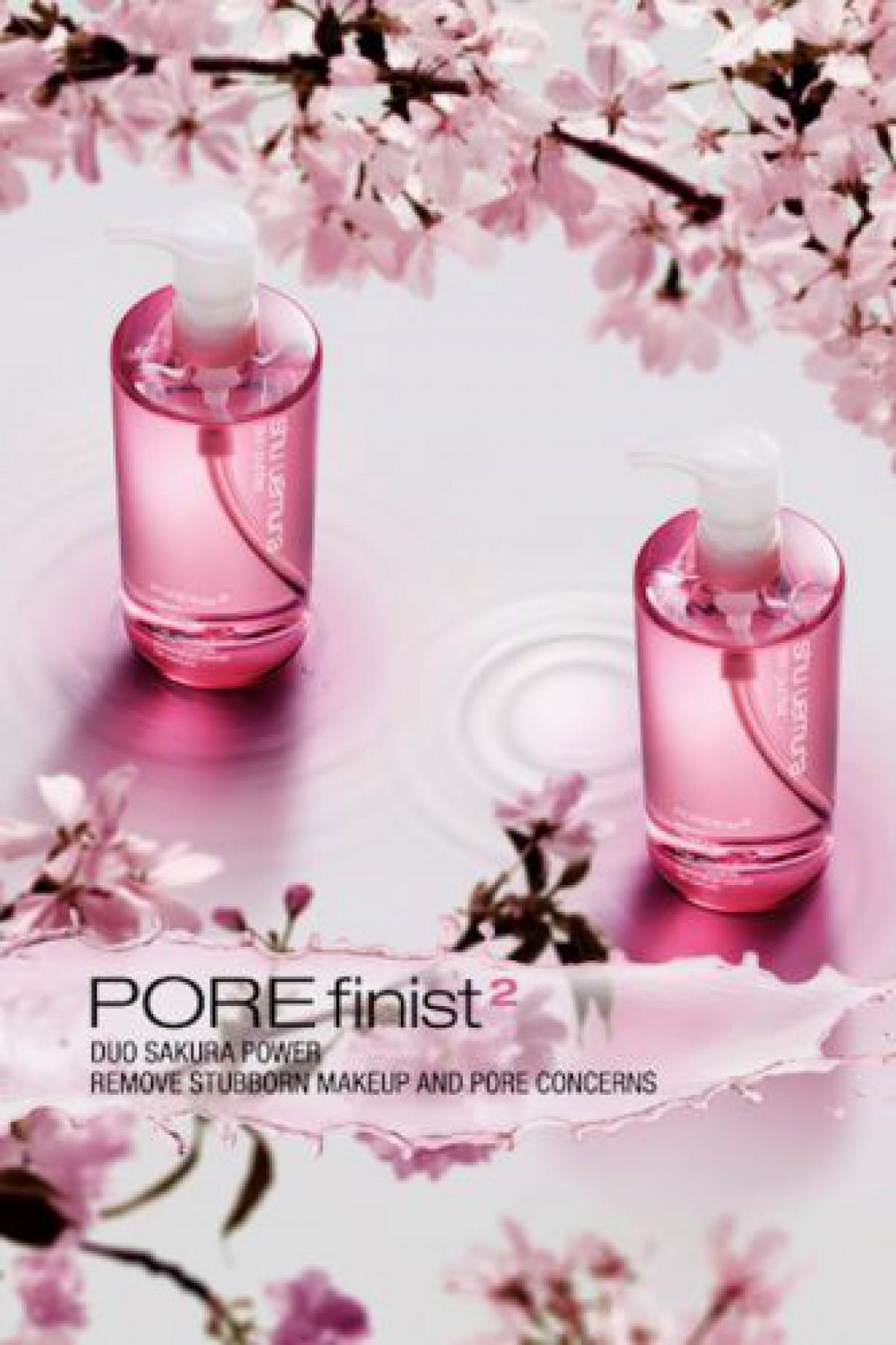 毛穴に悩むひと必見。角栓まできれいに洗い上げる、春の香りクレンジングが新発売