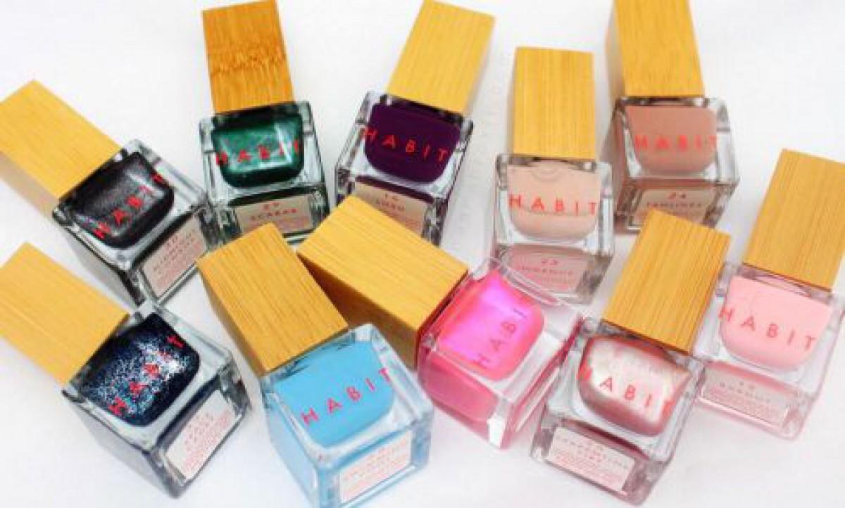 パケ買いしたい度MAX♡話題のLAネイル【Habit Cosmetics(ハビットコスメティクス)】って知ってる?