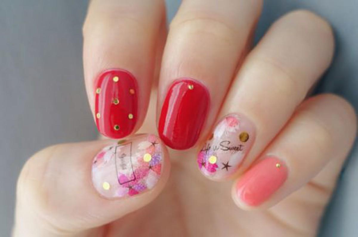 【セルフネイル】「桜ネイル」を今っぽく簡単に格上げ♪脱・和風のポイントとは?