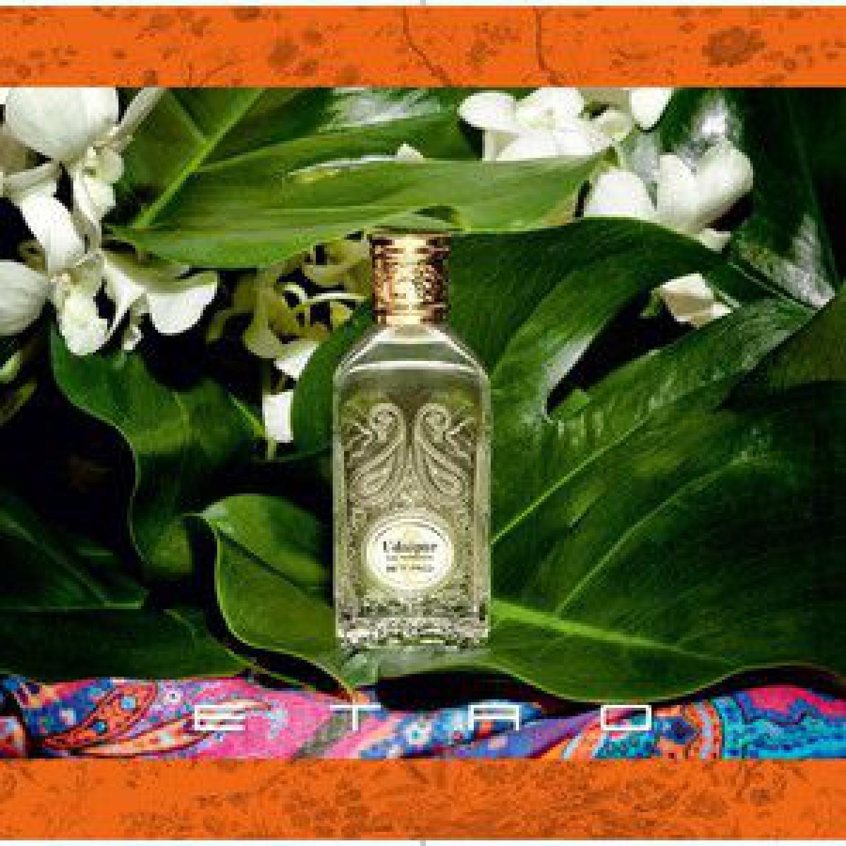 エトロが新作フレグランス「ウダイプール」発売、フローラル オリエンタル調の香り