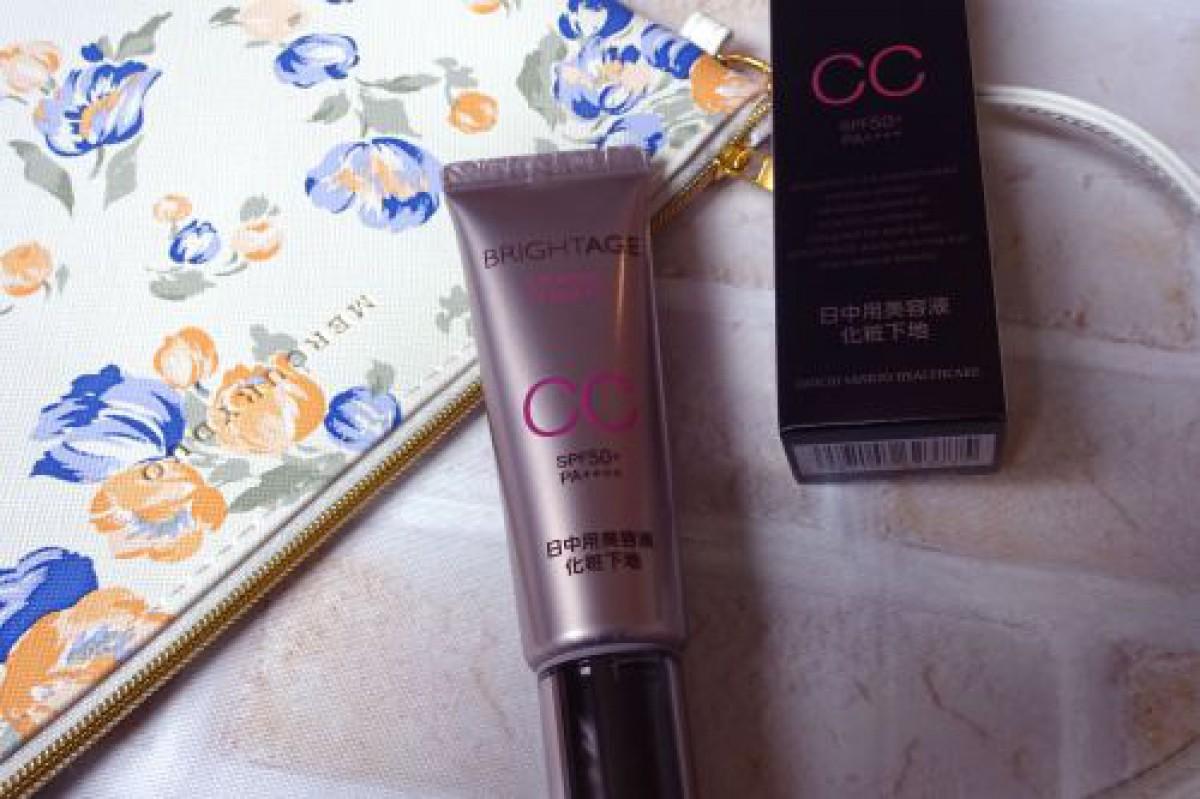 1本6役の多機能CCクリーム誕生!美容成分配合で守り抜く美肌。  ブライトエイジ