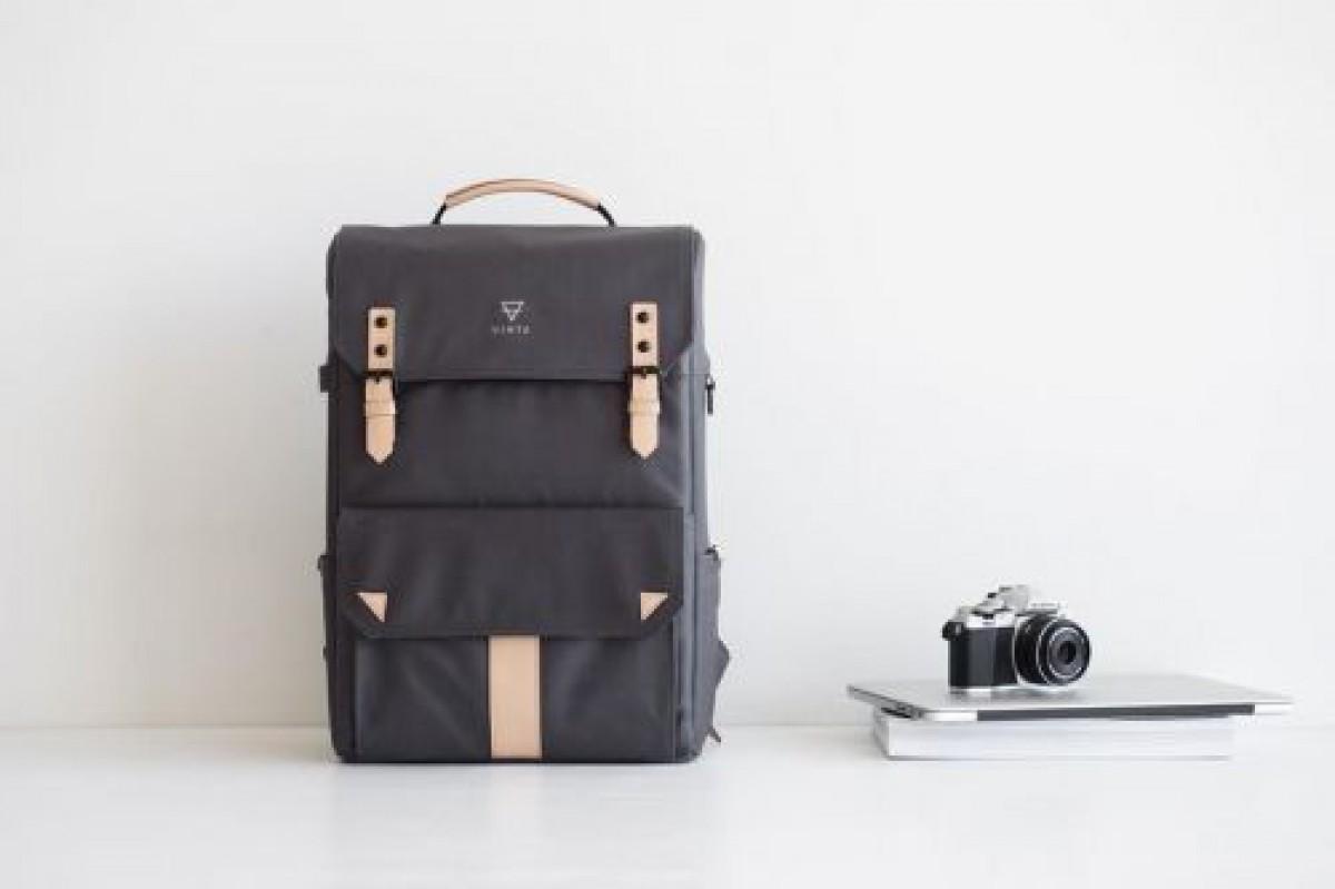 スタイリッシュなカメラ用バックパック「Type II 」が好評につきキャンペーン延長!