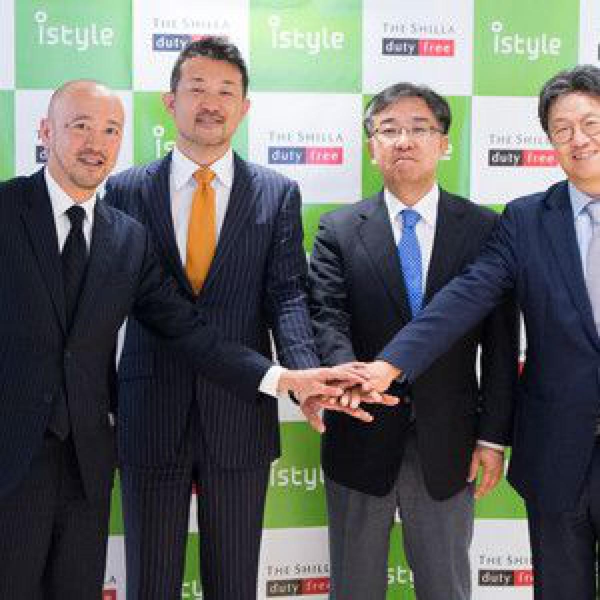 アットコスメ運営アイスタイルグループが韓国初進出、サムスン傘下の新羅免税店と提携
