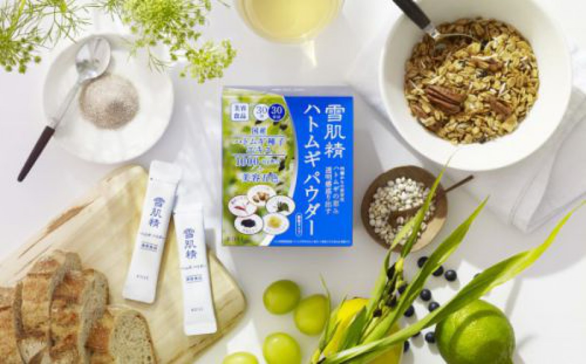 和漢植物成分配合のスキンケアブランド『雪肌精』から初の美容食品を発売/コーセー