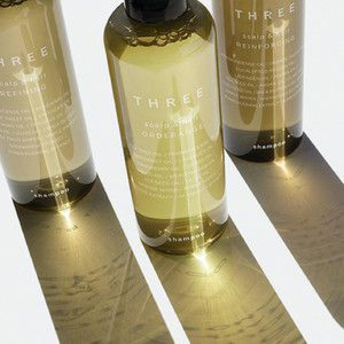 髪と頭皮のダメージをリセット、THREEが新ヘアケアシリーズ「オーダレンジ」を発売
