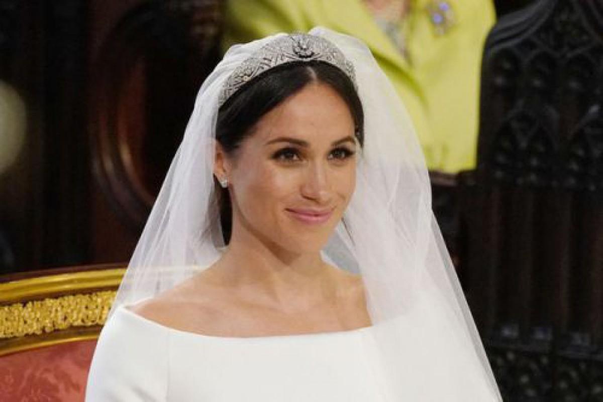 メーガン妃の花嫁メイク、ポイントは「ほぼ、いつもの顔」!(ELLE ONLINE)
