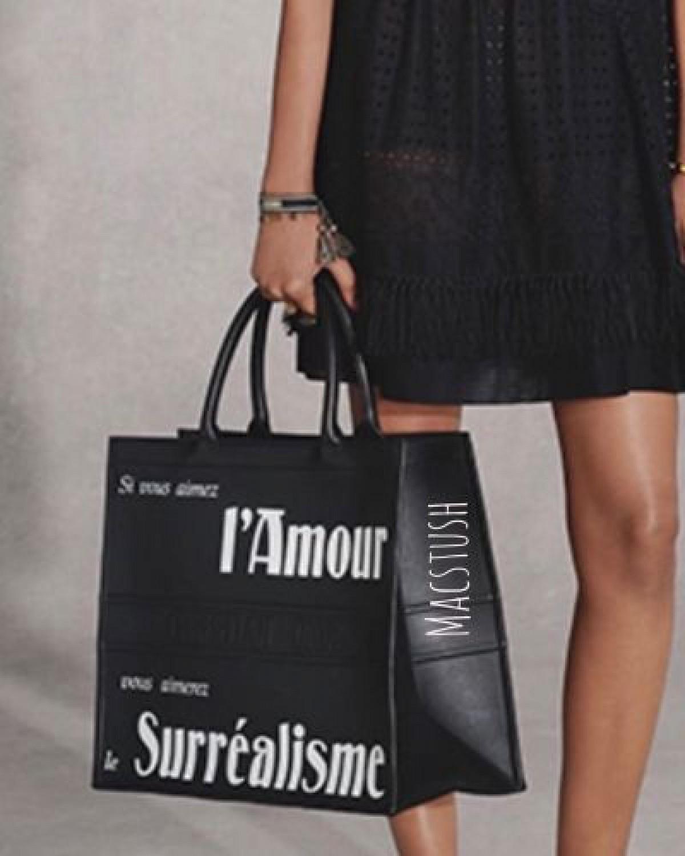 【STYLE HAUS編集部のコレ気になる】セレブに人気!Diorブックトートの新作