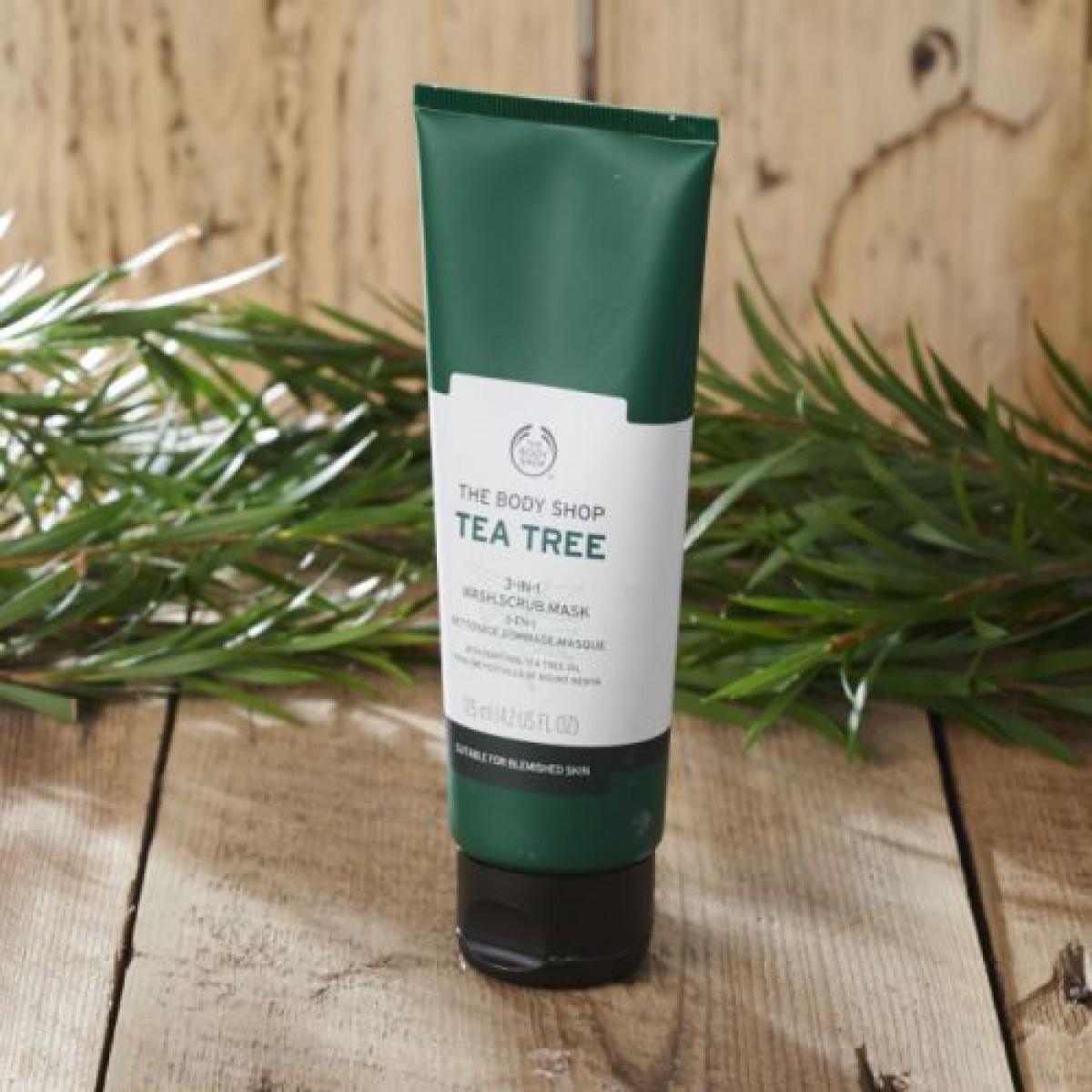 【数量限定】ニキビに厳しく、肌に優しく。TEA TREEから登場した洗顔料をcheck!