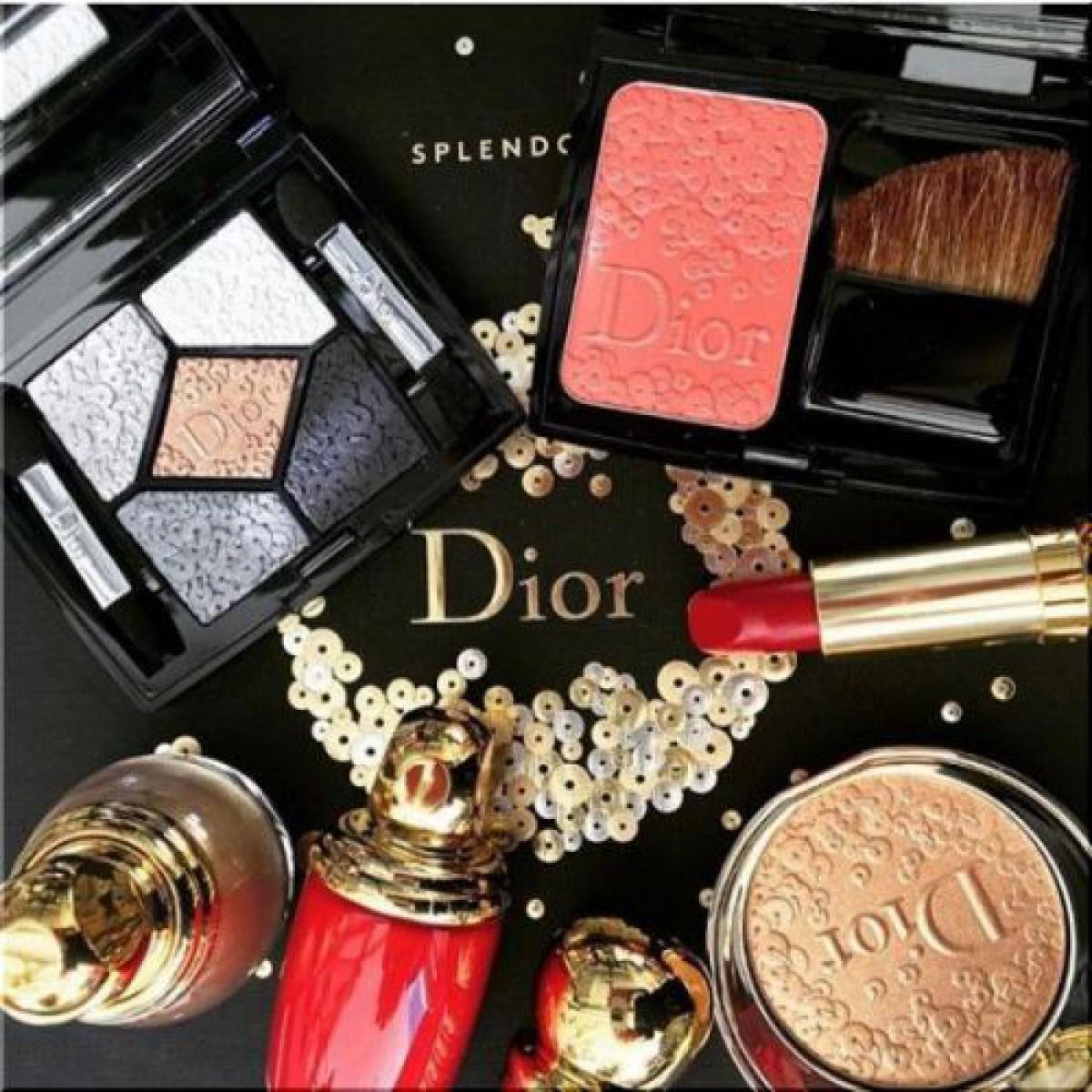 ディオール クリスマスコフレ2018 予約&通販♪Diorのホリデーコレクションは大人気リップ、ブラシセット、ポーチ、アイシャドウ‥麗しいアイテム&使い方をブログで♪