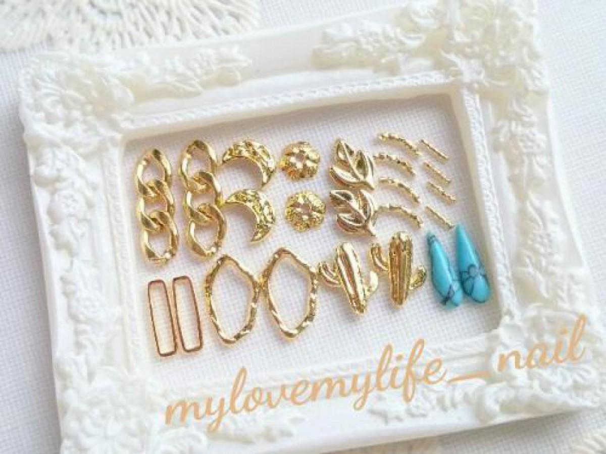 mylovemylife_nail♡新商品、続々UPしてます、その3(・´з`・)
