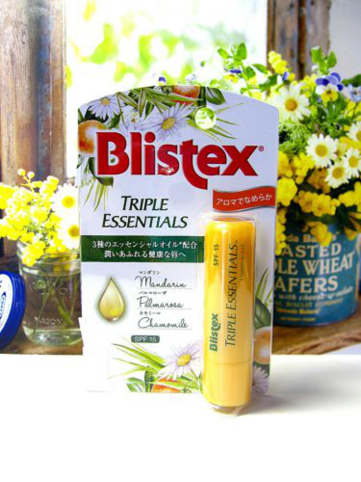 宇宙でも使えるリップクリーム♪全米No2のリップケアブランド「Blistex」のアロマリップ