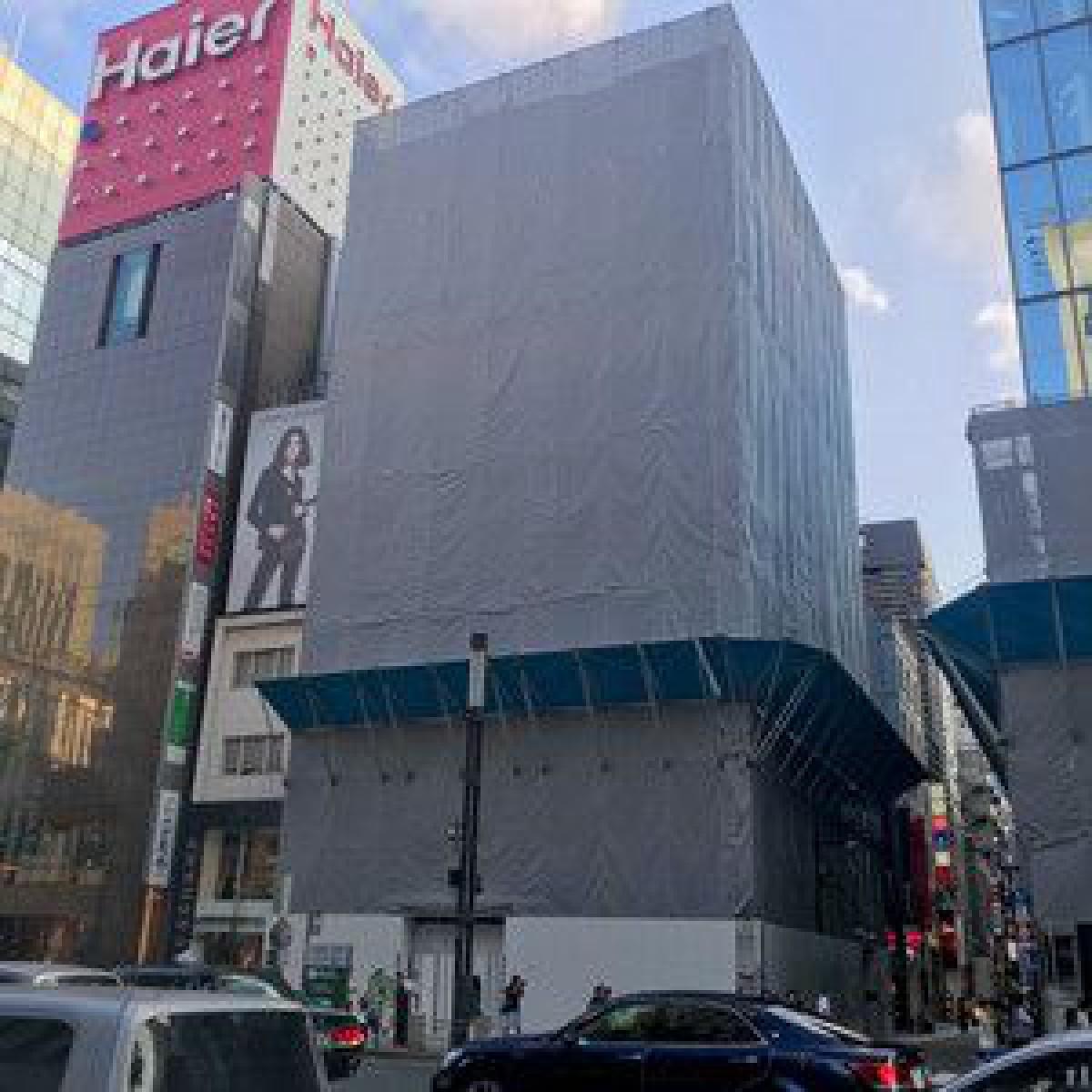 ボッテガ・ヴェネタ、銀座ディオール跡地に日本初のメゾン出店