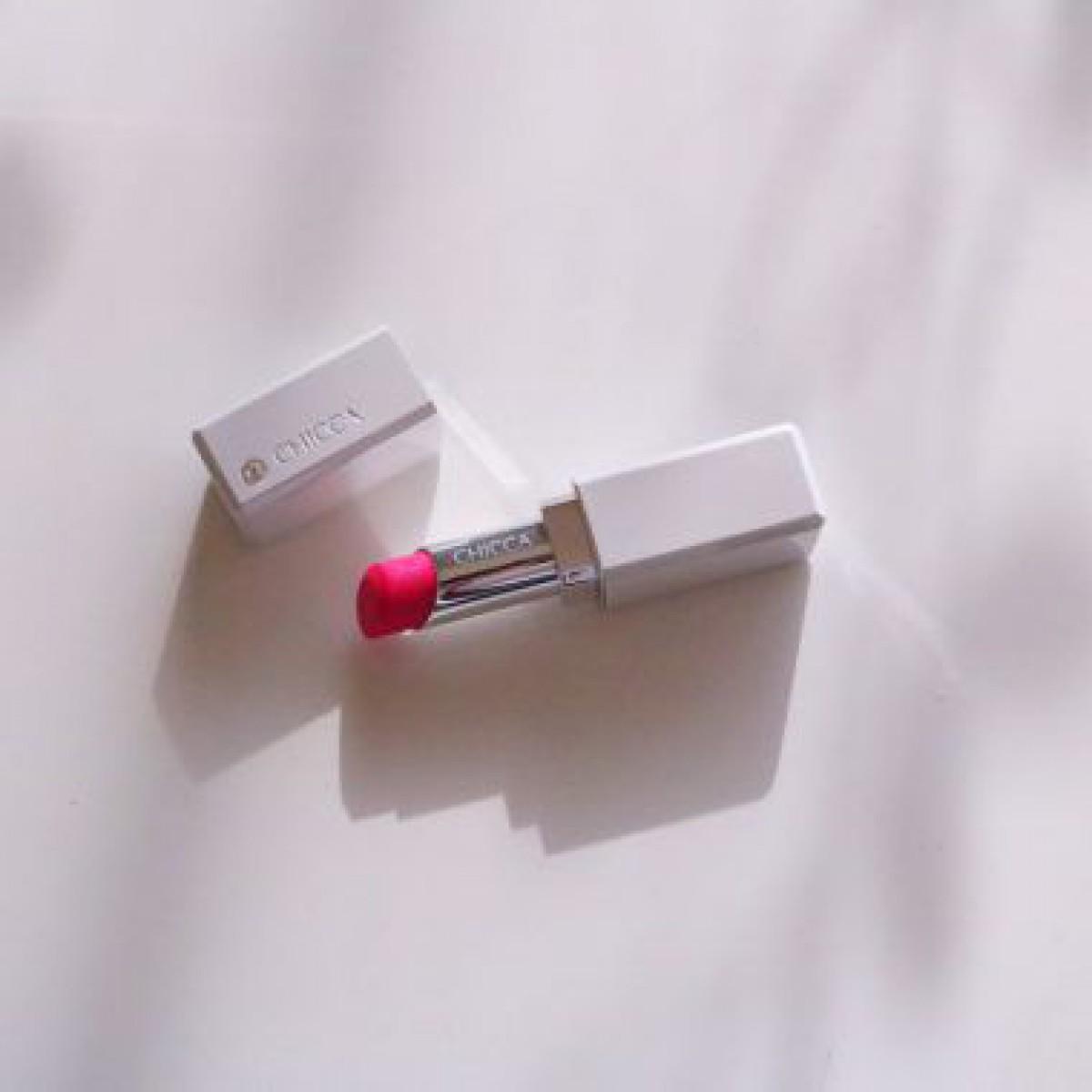 【新作リップ♡】CHICCAの鮮やかなカラー×多色ラメ♡