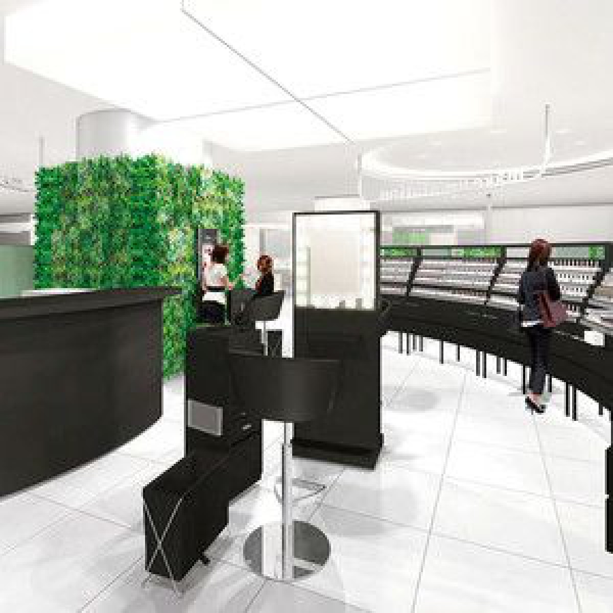 そごう横浜店の化粧品フロアが改装オープン、70ブランドが集結