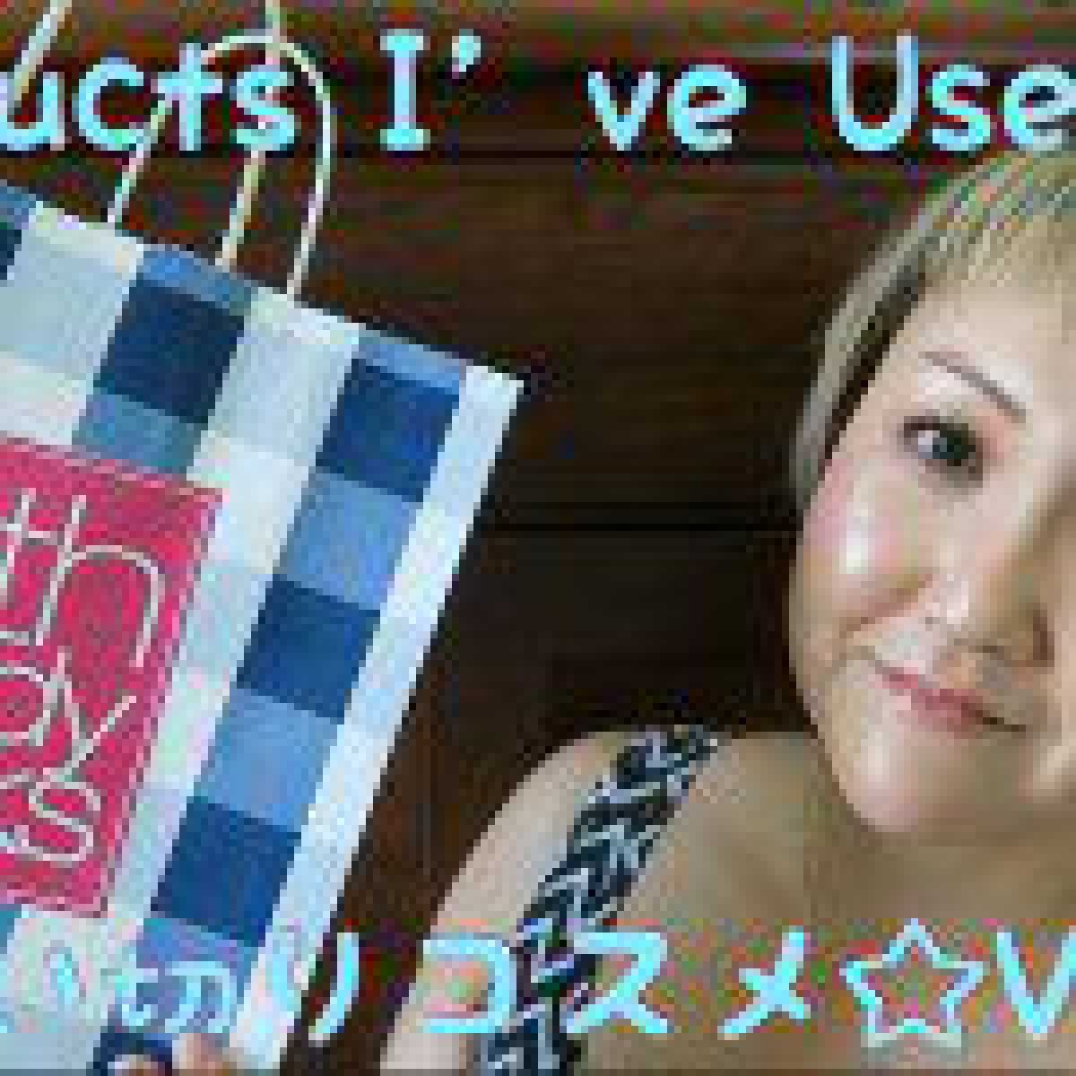 Products I've Used Up☆使い切りコスメ☆Vol.20