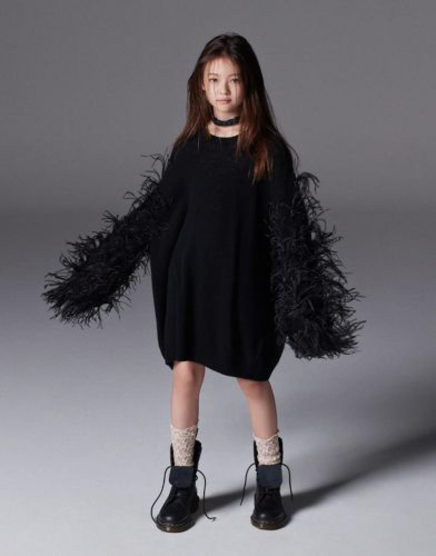 美しすぎる9歳!注目キッズモデル、エルラ・グロスがTGC出演で初来日(Numero TOKYO)