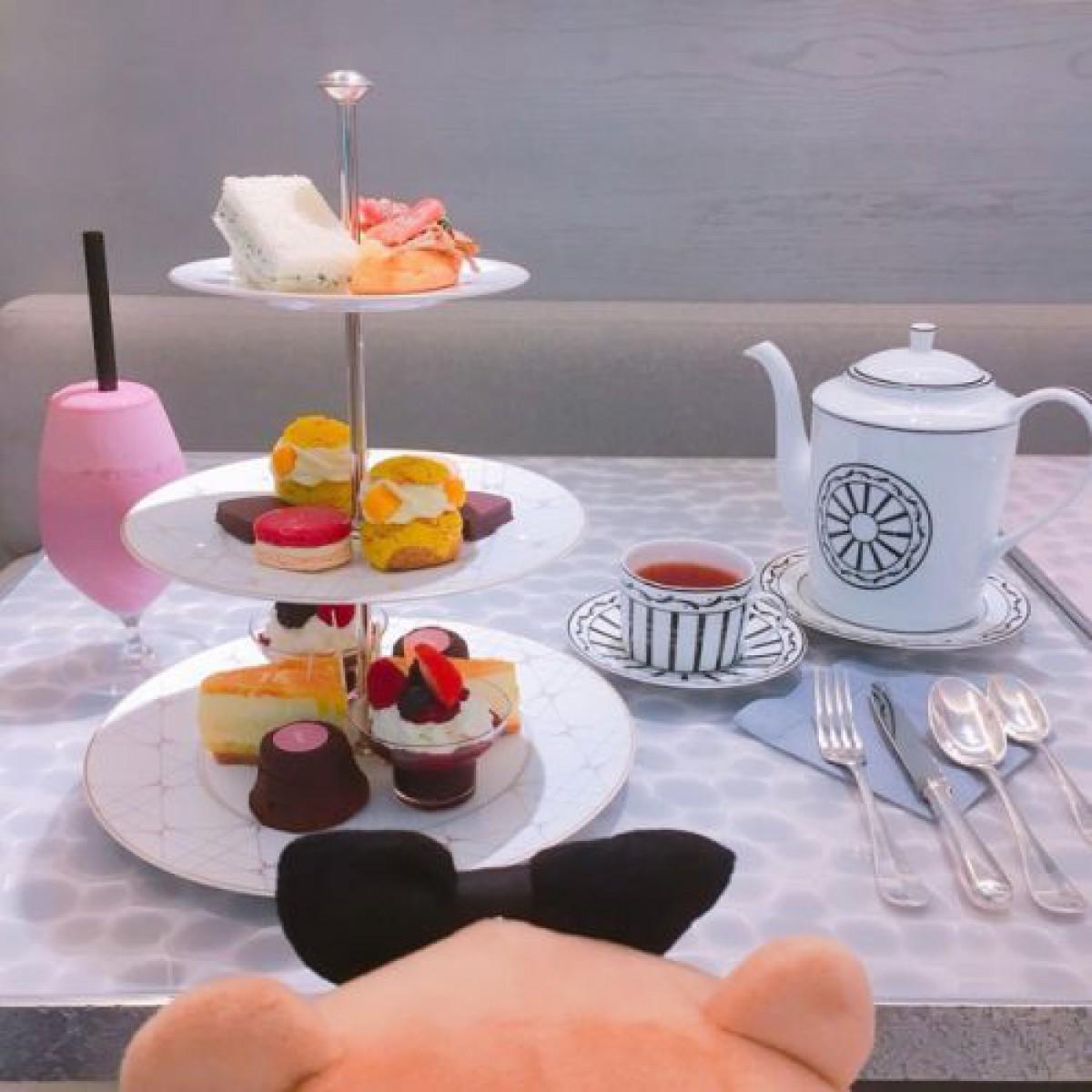 銀座「Café Dior by Pierre Hermé」でお姫さま気分♡