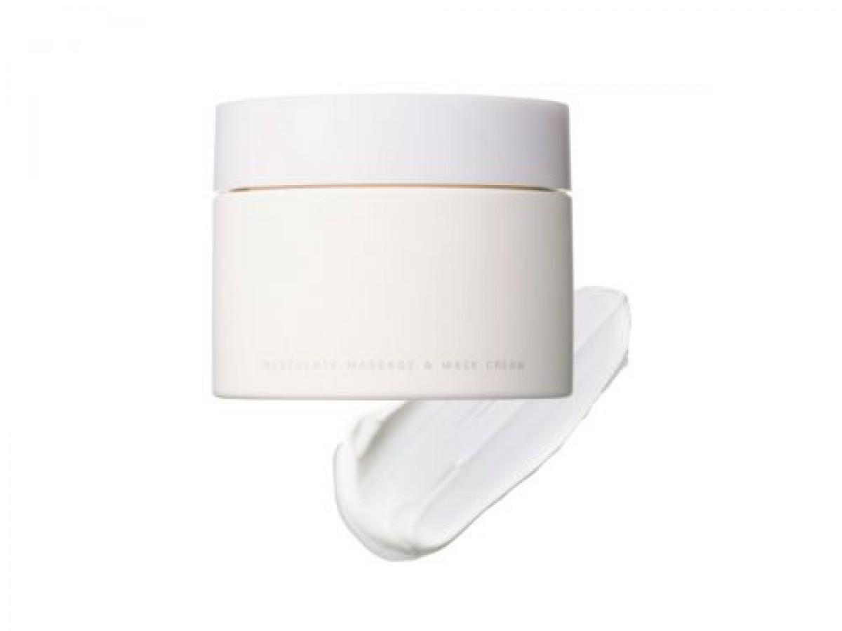 SUQQUの秀逸マッサージクリームは  マスクとしての機能も併せ持つ