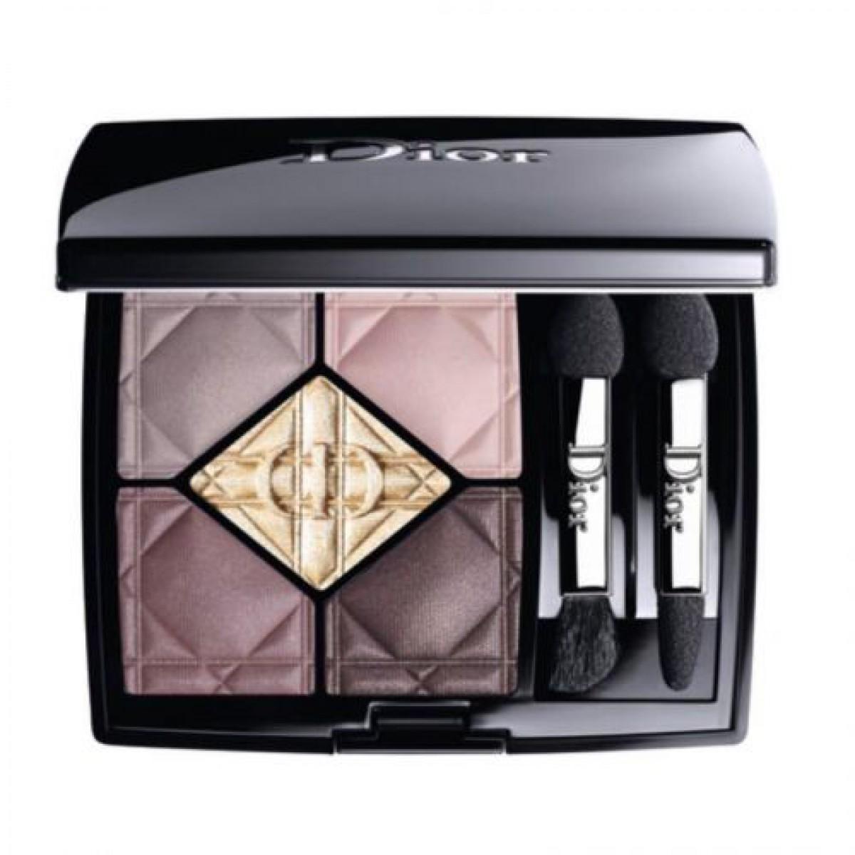 Dior バックステージ限定 サンク827 ヴァイオレットガーデン☆大人の遊び心と品のある華やかな目元に