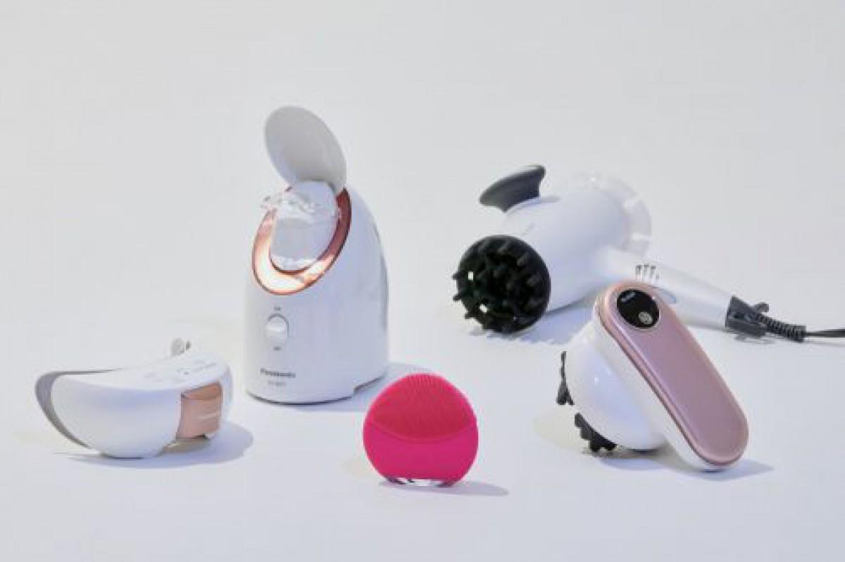 【読者プレゼント】スチーマー・ドライヤー・洗顔器も。話題の最新「美容家電」