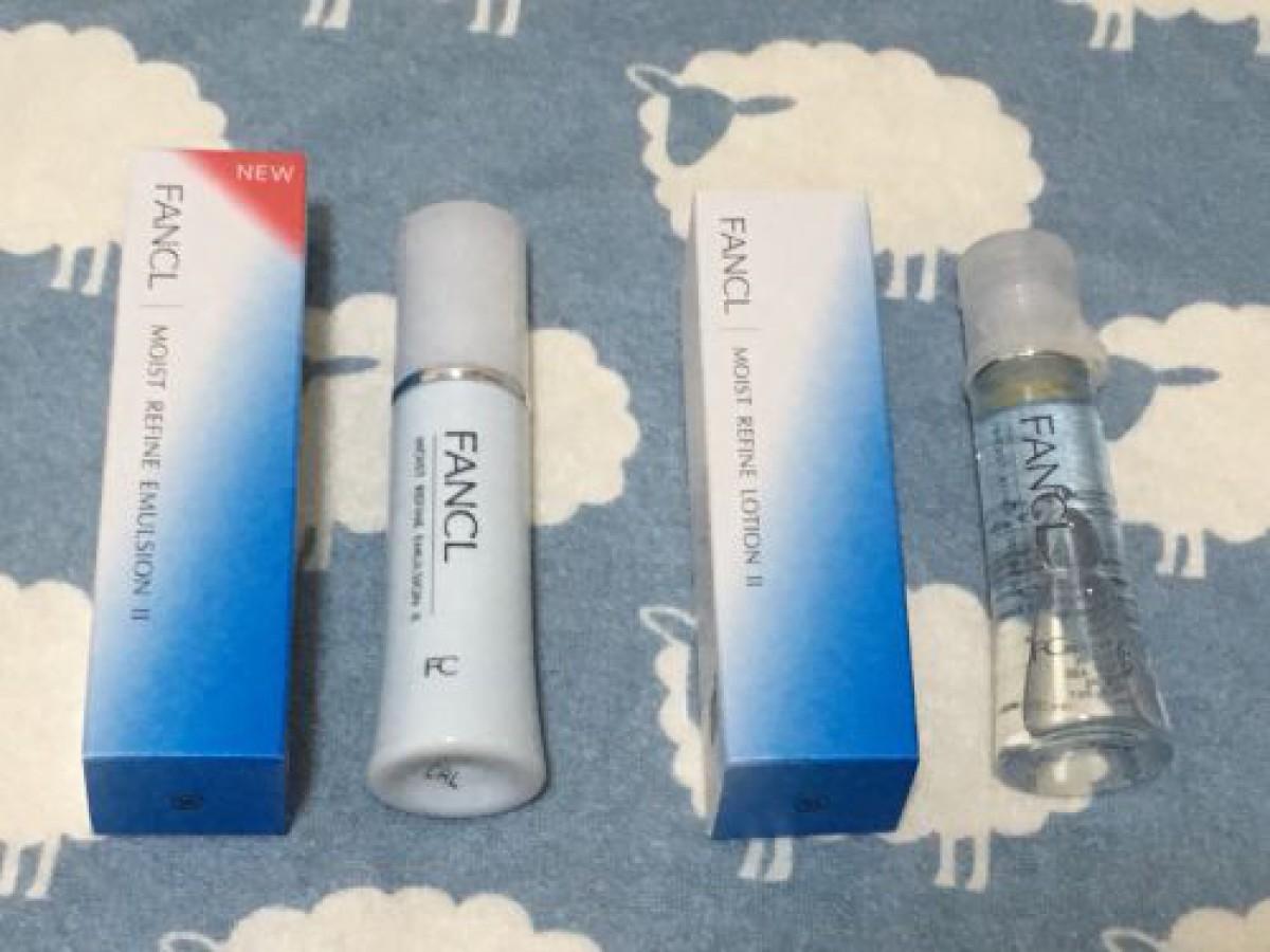 購入品① 基礎化粧品