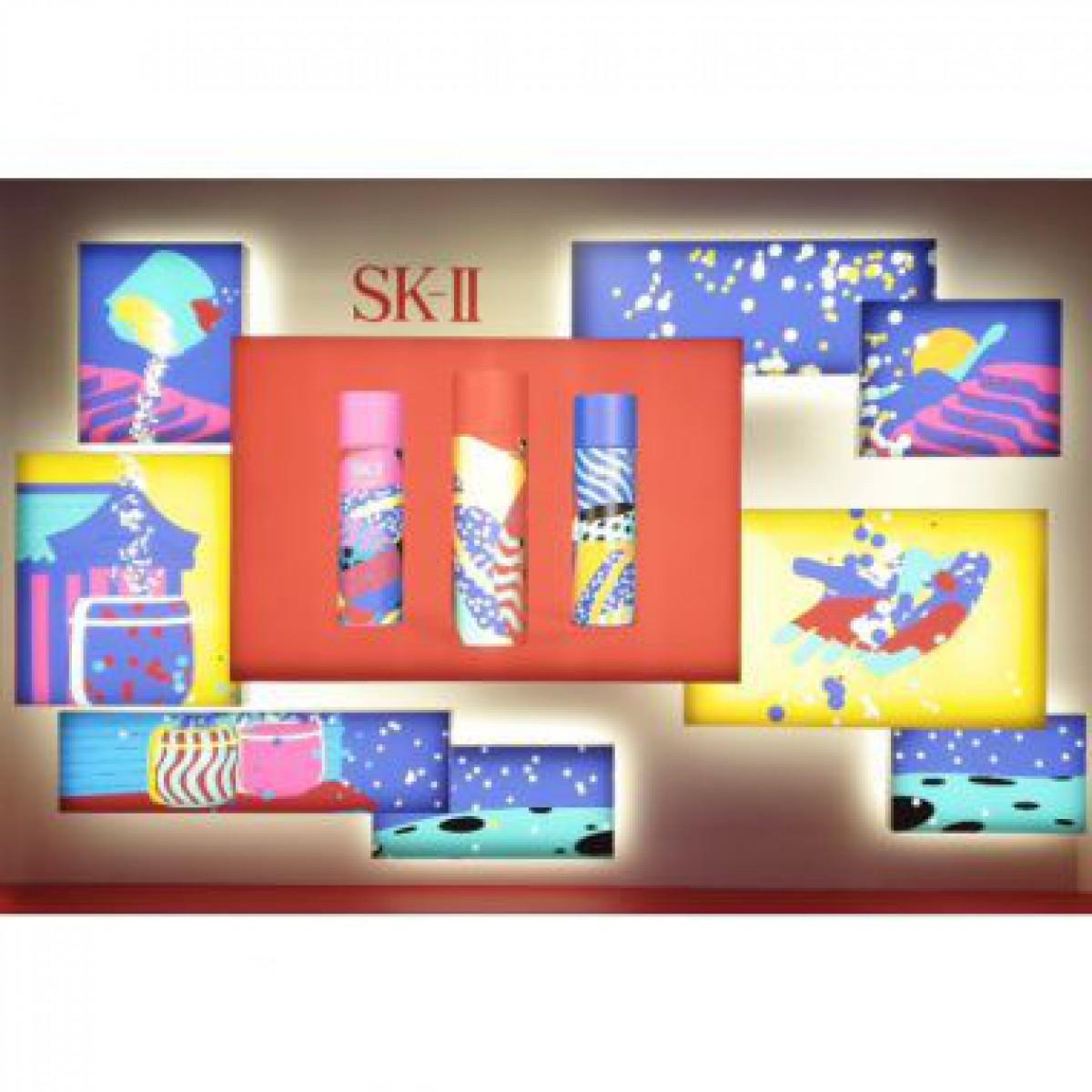 《スキンケアとアートの融合♡》SK-IIのワンダーランドイベント開催中!