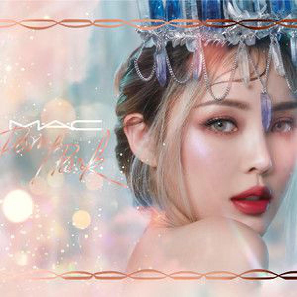 「M・A・C」が韓国のユーチューバーPonyとコラボ、ホイップのような質感のマットリップ登場