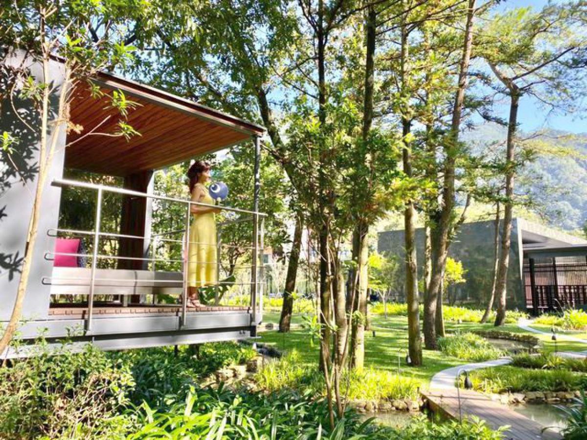 4時間で星野リゾートin台湾♡温泉・パワスポ・ヨガと運気アップな週末トリップ!
