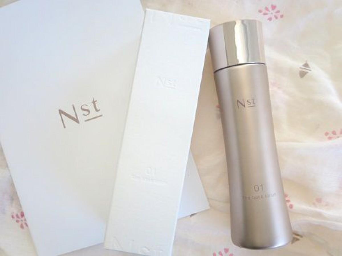 Nst(エニスト)  The base lotion(ザ ベース ローション)の口コミ!98%が美容液成分で構成された独自のリッチ処方♪