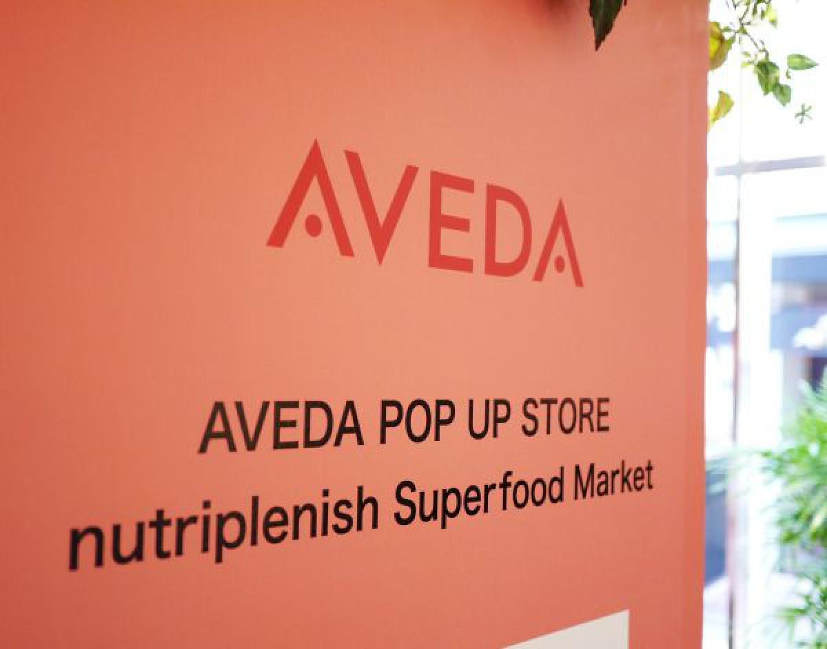 AVEDAの新・保湿ヘアケア「ニュートリプレニッシュ」ポップアップストア開催中