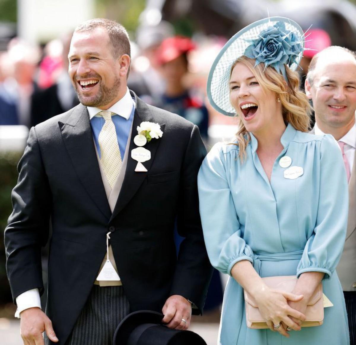 妻オータムは子どもたちとカナダへ? エリザベスの孫ピーター・フィリップス、12年の結婚生活に終止符(ELLE ONLINE)