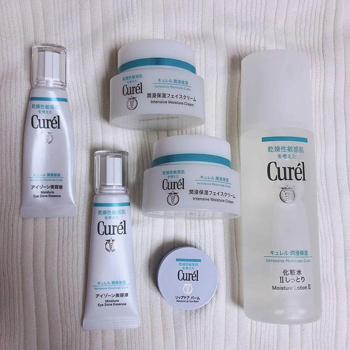 自分の肌質はどれ?様々な悩み別『Curel』のスキンケアシリーズを大調査