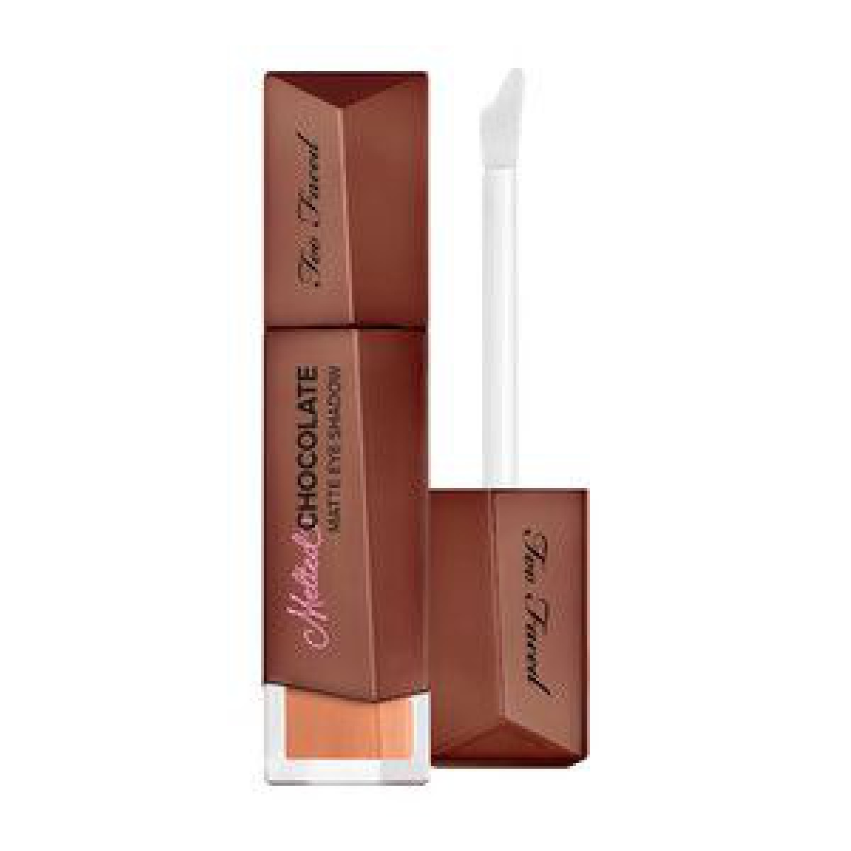 トゥー フェイスドからチョコレートの香り付きアイシャドウが登場、ブラウン系8色を展開