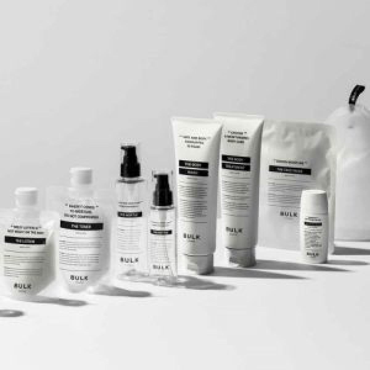 三井物産が化粧品分野に本格参入、メンズのバルクオムへ出資