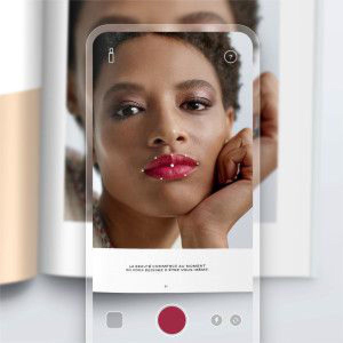 「シャネル」初のカラースキャナーが登場、画像から似ているリップの色を検索