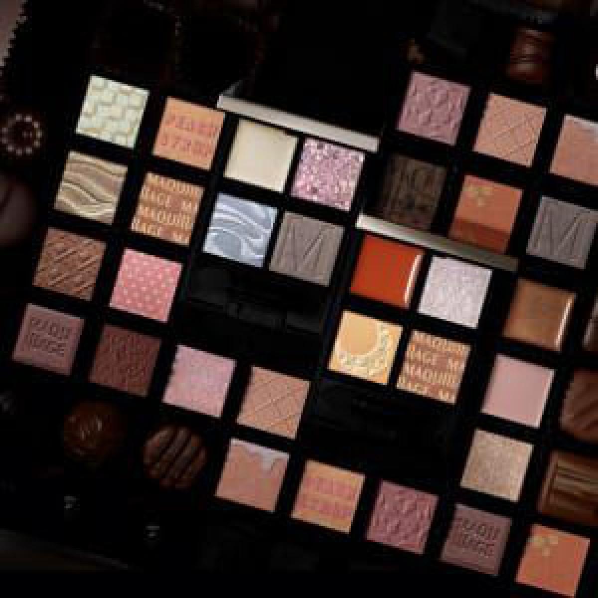 「マキアージュ」がカスタマイズ可能なアイカラー発売、25色をラインナップ
